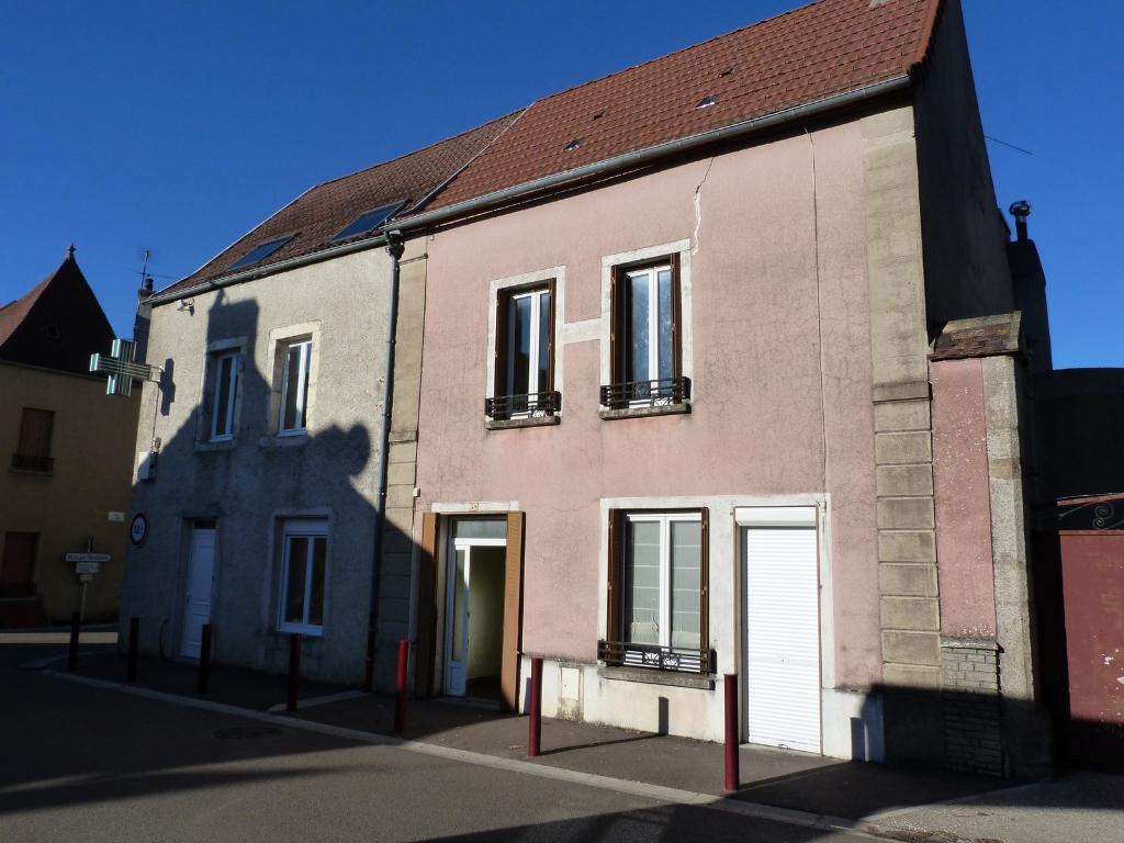 Maison à rénover avec terrain  Rouvray 116 m2