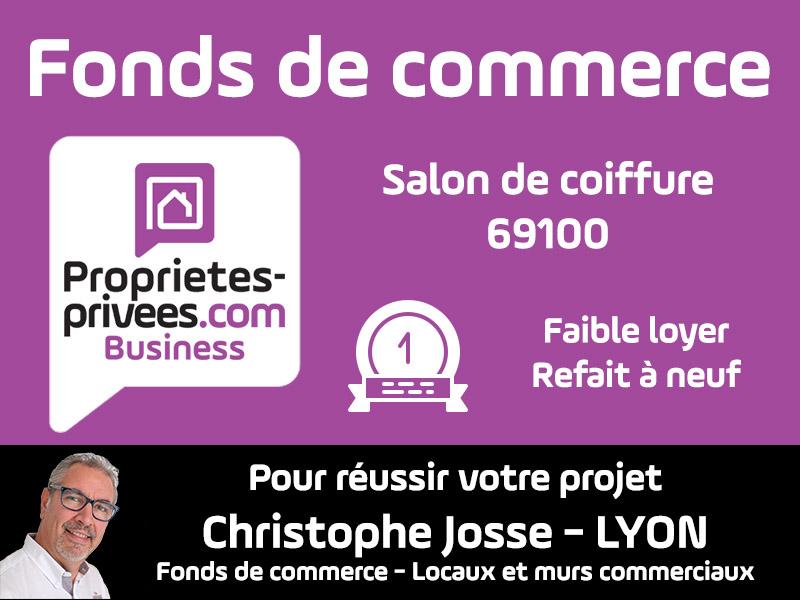 69100 Charpenne Salon de coiffure