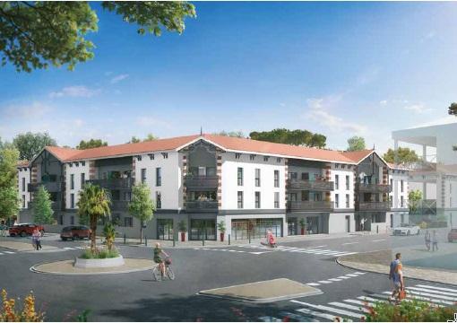 Appartement  2 pièce(s) 42.91 m2 - Gujan Mestras (33470)