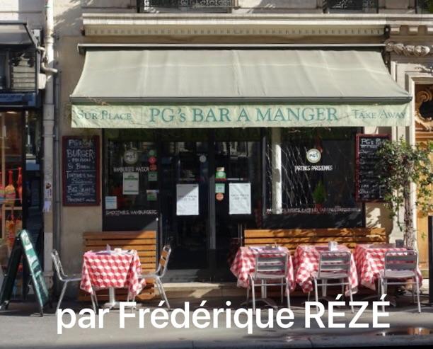 75006 PARIS : BAR RESTAURANT 40 COUVERTS