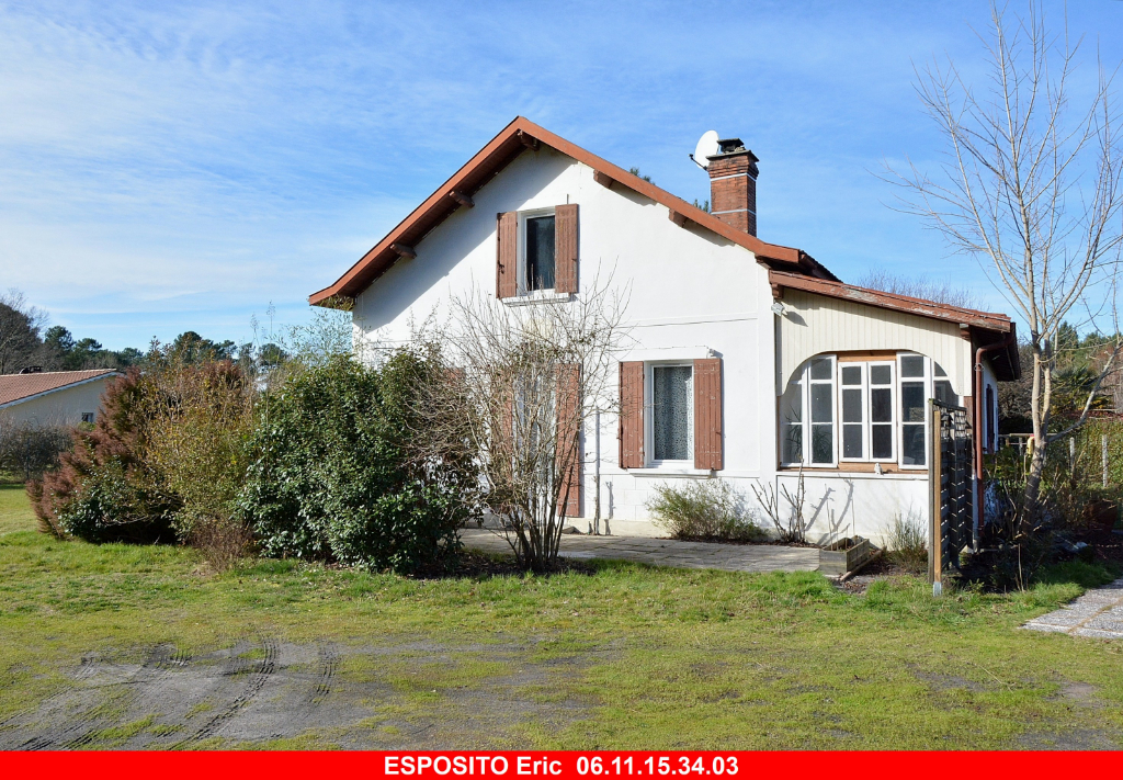 Maison Biscarrosse 5 pièce(s) 86 m2