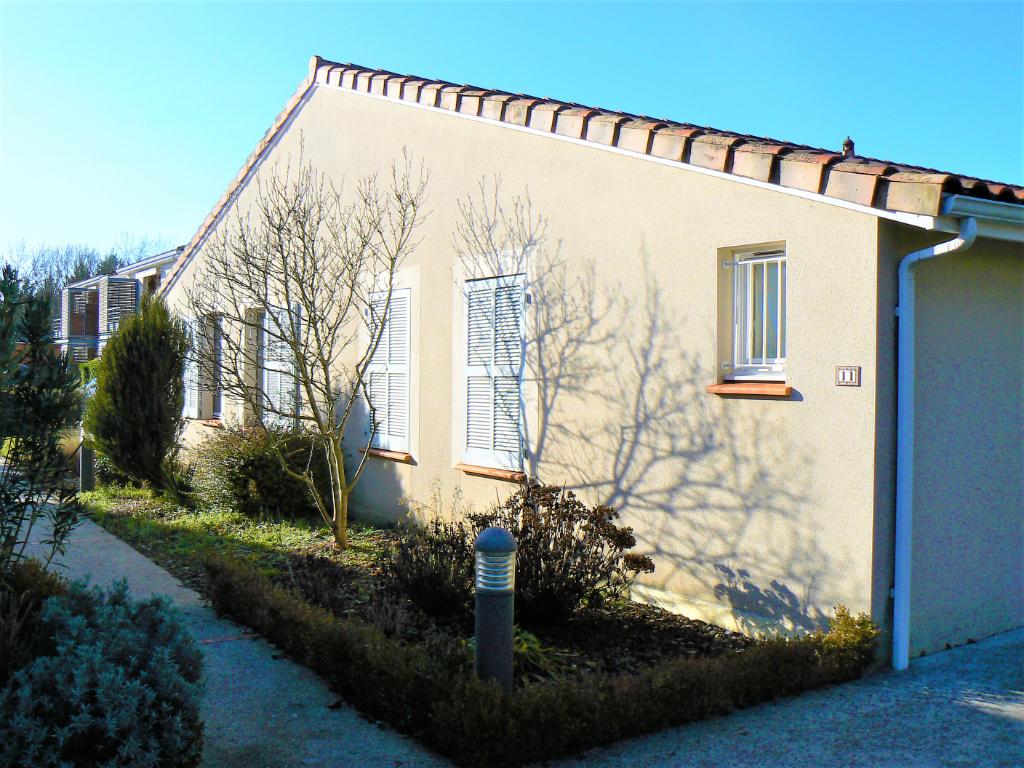 Maison plain pied 2 chambres Les Senioriales à Casteljaloux