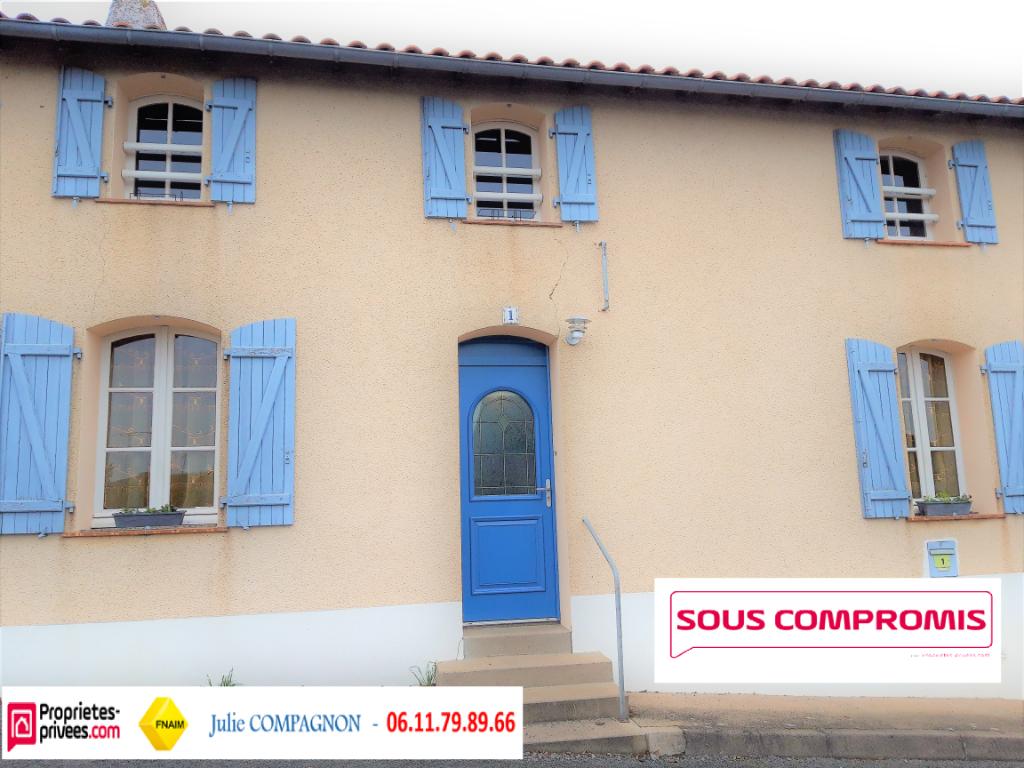 Maison LE FIEF SAUVIN 5 pièce(s) 115 m² - 3 CHAMBRES