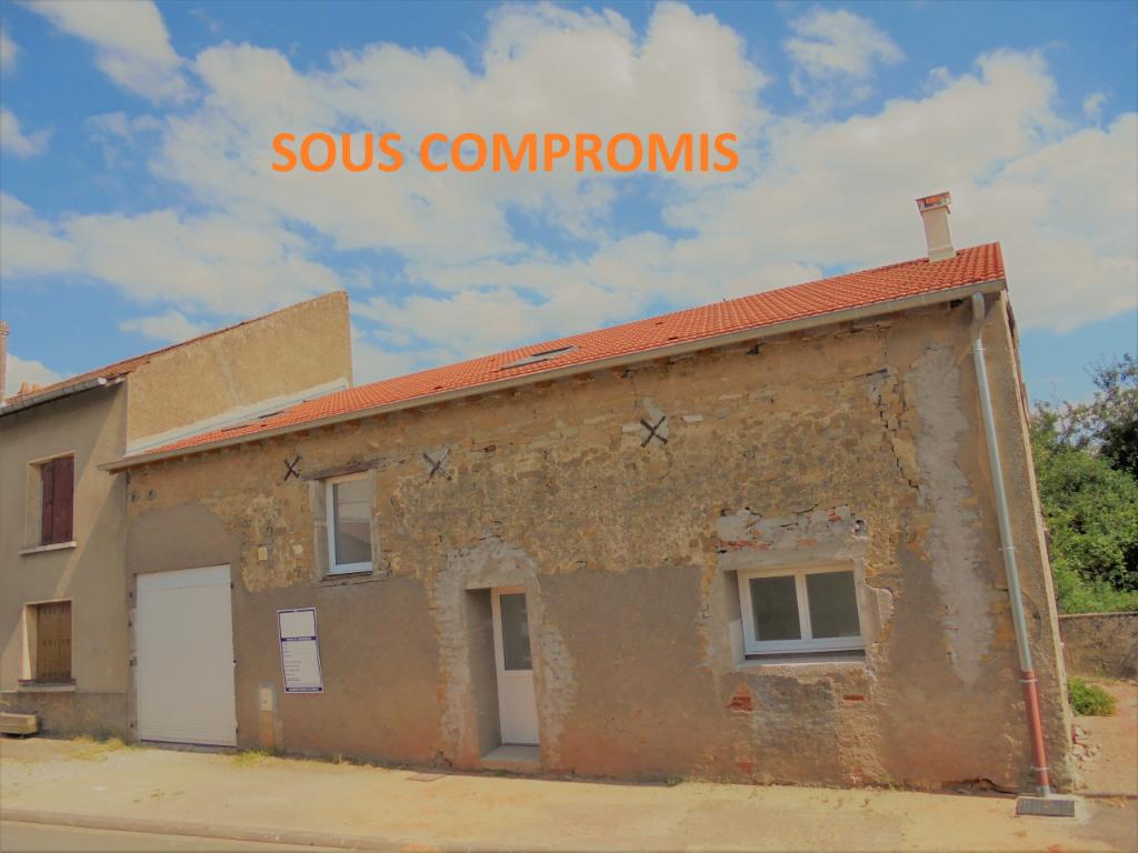 Maison Solgne 57420  4 pièces 96 m2  159 000 euros