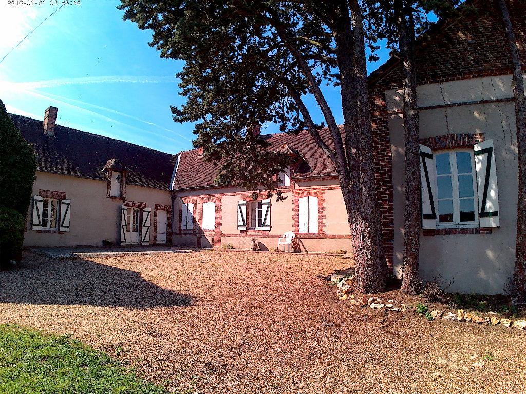 Maison -Saint Germain sur Avre 8 piece(s) - 250 m2