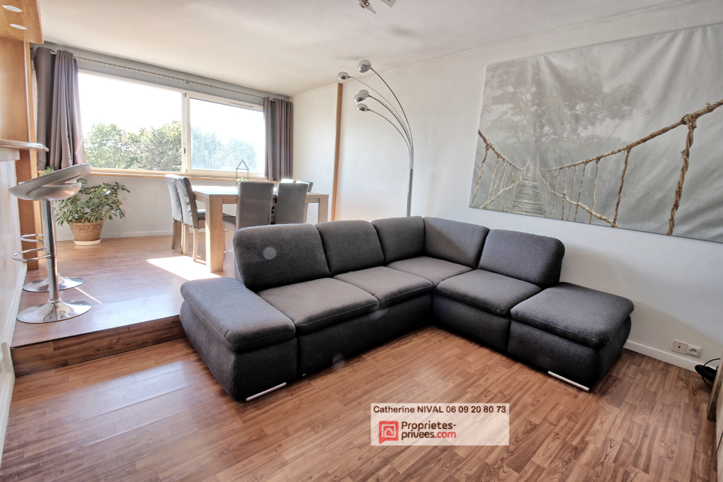 Appartement Saint Herblain , Chezine, 3 chambres, 78.62 m2