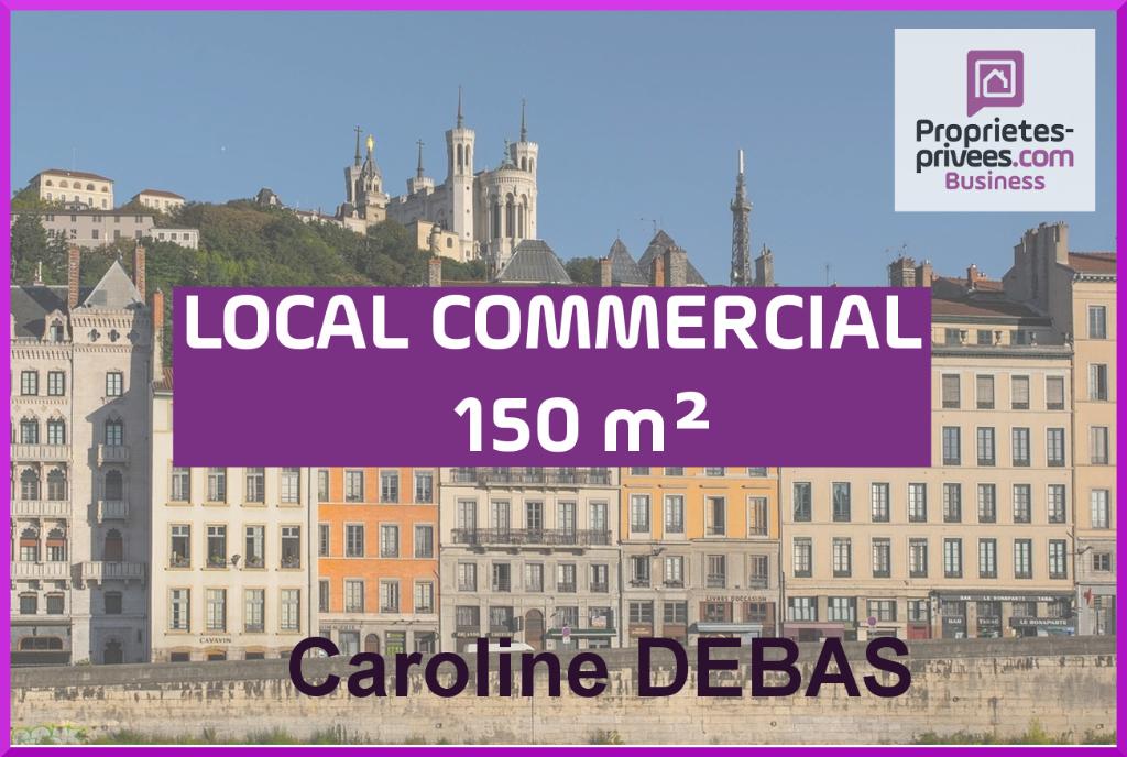 Local 150 m2 - Lyon 6ème
