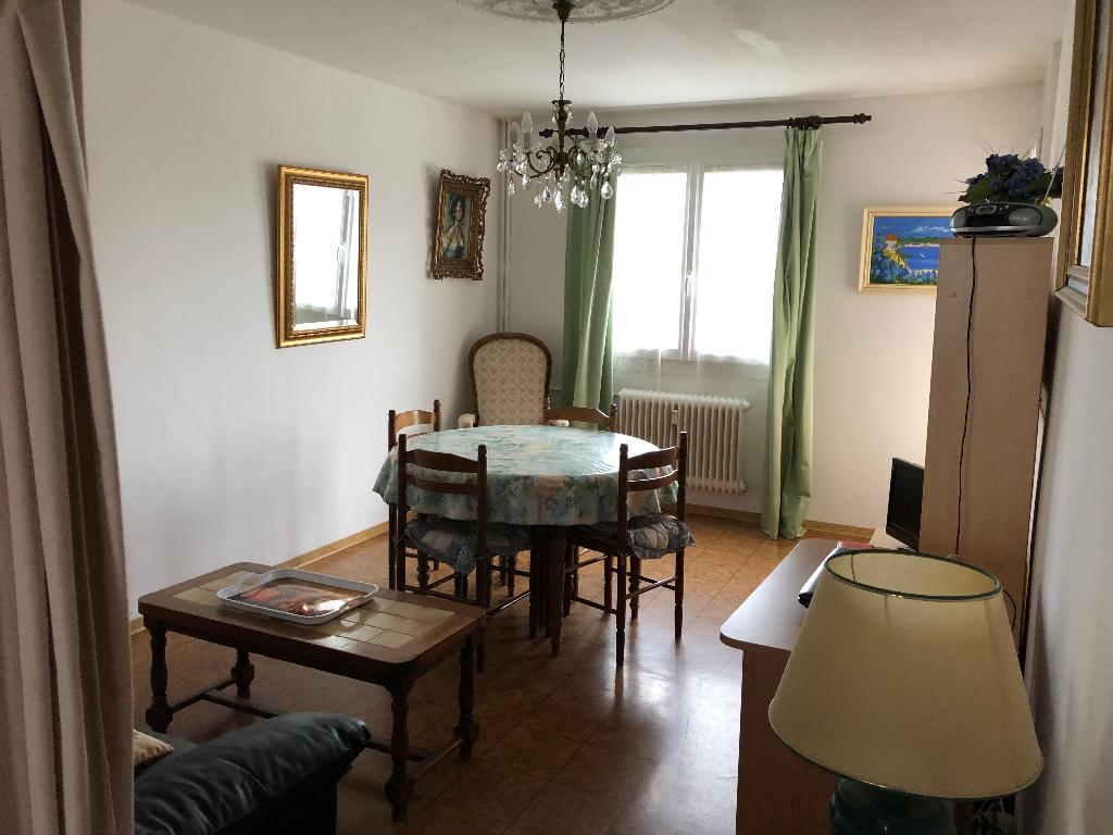 Joli appartement  4 pièce(s) 62.07 m2