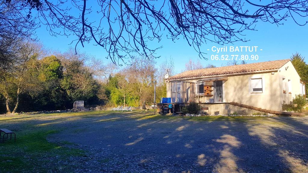 Villa Bagard 3 pièce(s) 113 m2