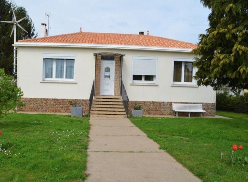 Maison Sainte Hermine 6 pièces 105 m2
