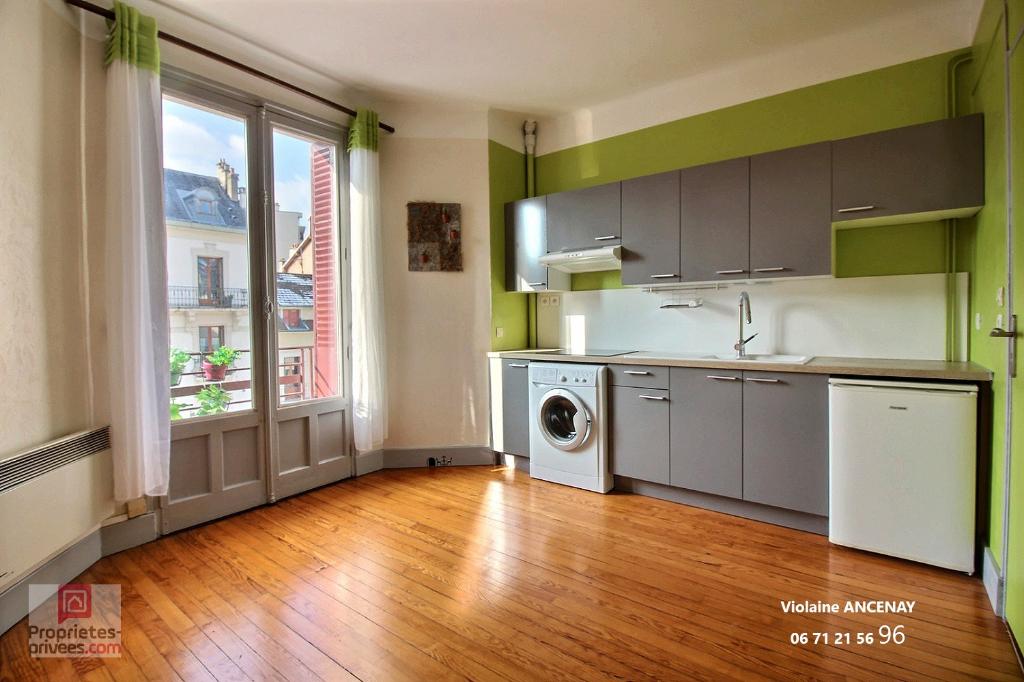 Appartement Aix Les Bains 2 pièce(s) 33.30 m2