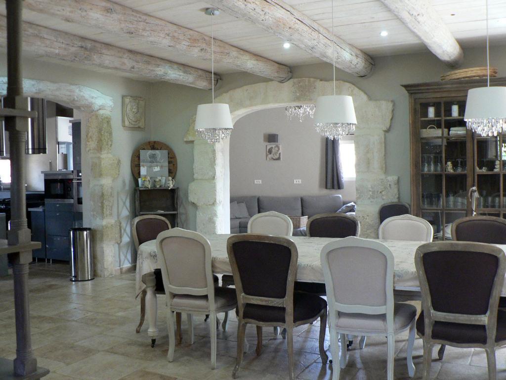Villa St Saturnin Les Apt 7 pièce(s) 226 m2