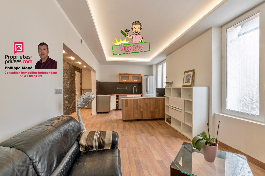 Appartement T3 - 49m2 - 02460 LA FERTÉ MILON
