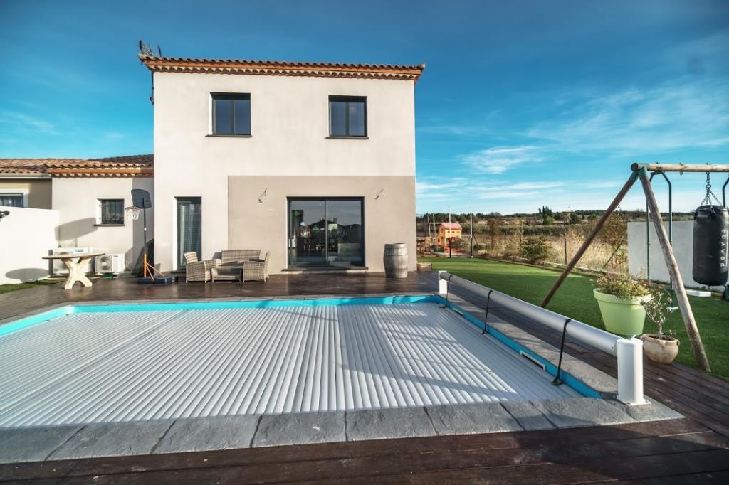 Villa Lespignan 6 pièce(s) 160 m2 avec 484 m² de jardin
