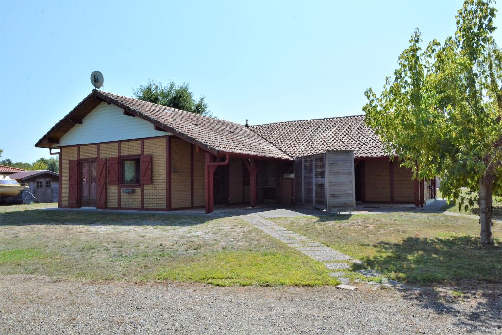 Maison 169 m² proche  MIMIZAN