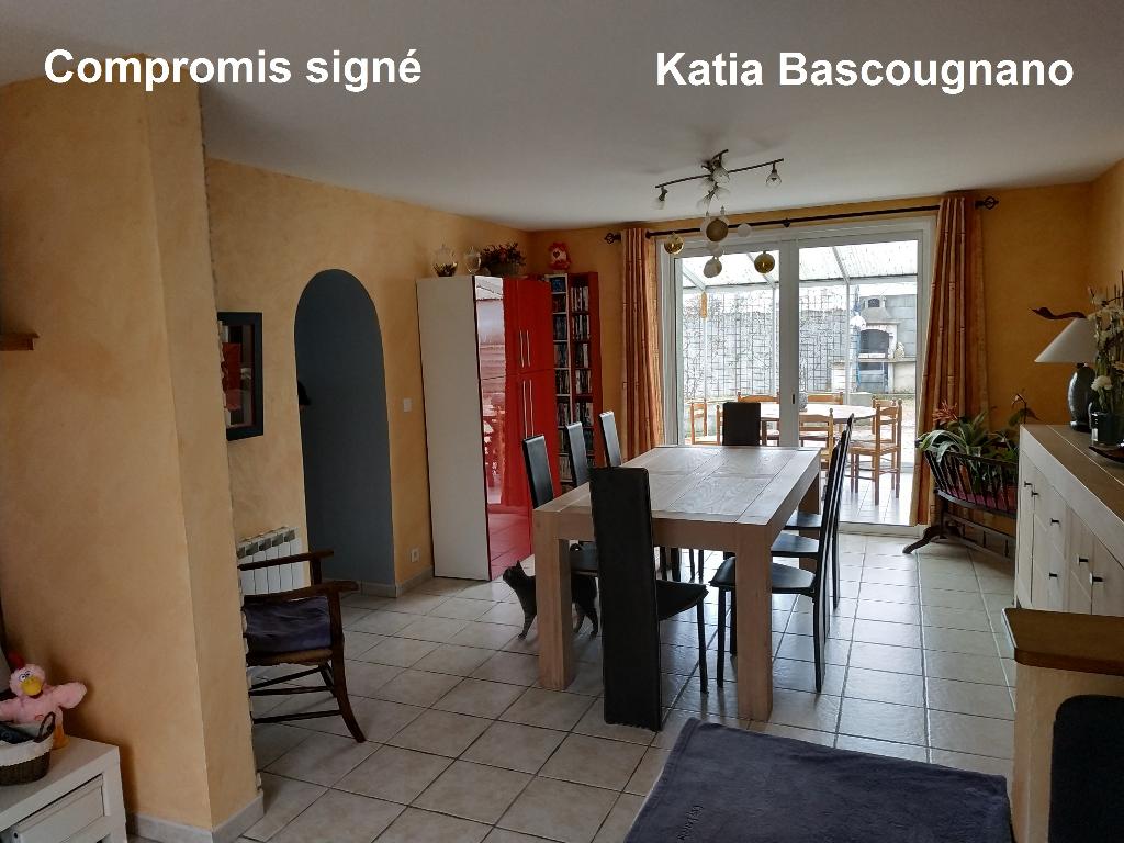 Maison La Chapelle Basse Mer 6 pièces 115 m2