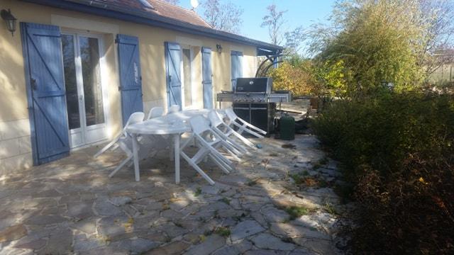Maison Lucenay Les Aix 6 pièce(s) 136 m2