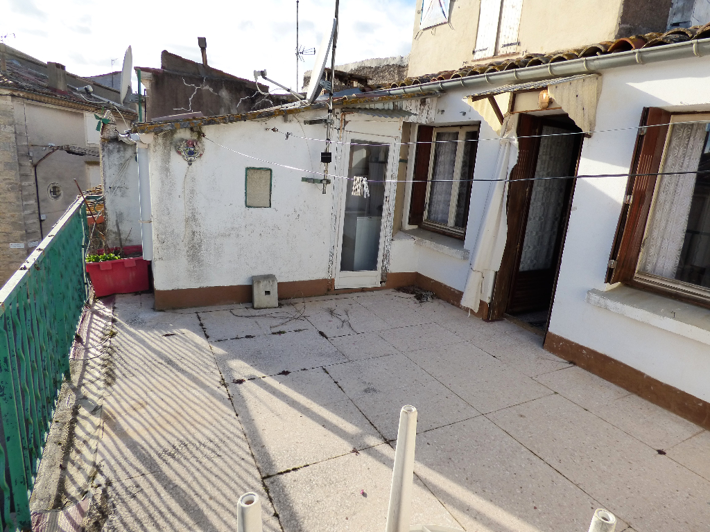 Maison Alignan Du Vent 5 pièce(s) 105 m2 avec grande terrasse et garage