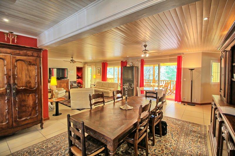 Maison ossature bois sur sous-sol complet