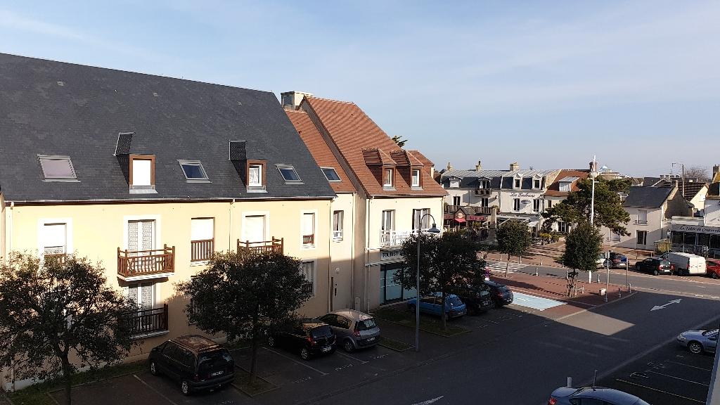 Exclusivité : Appartement 33 m2 : centre ville de Courseulles Sur Mer