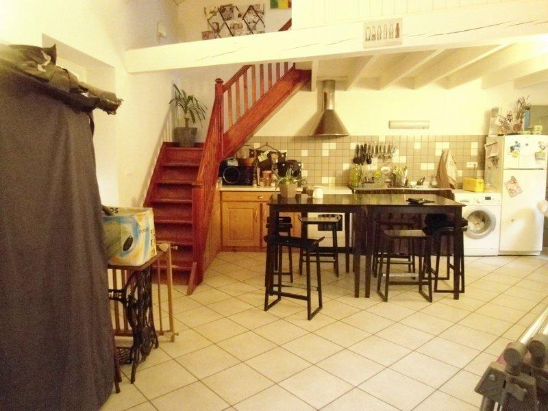 Monistrol sur Loire, 43120, appartement T2 46m²