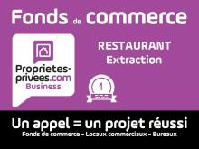 Fonds de commerce Restaurant Valras Plage