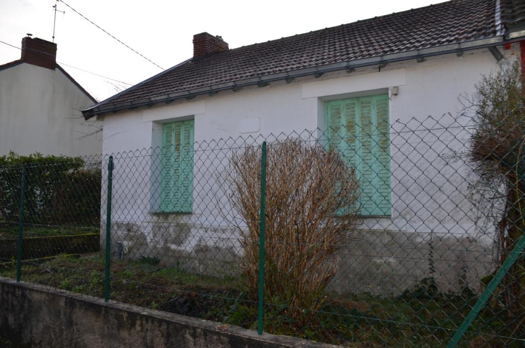 Maison Nantes 4 pièce(s) 45 m2