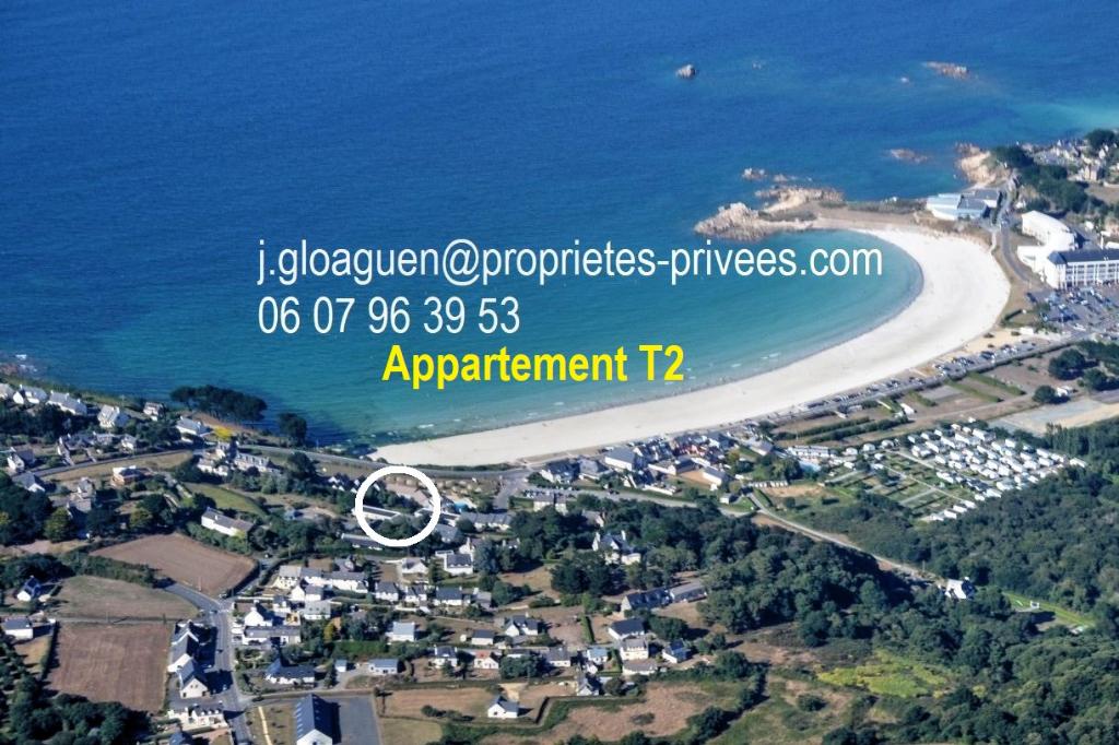 Appartement T2 vue mer 31 m2