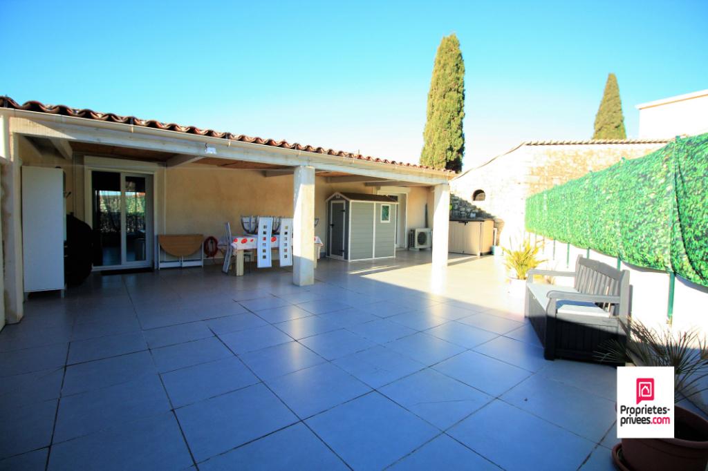 Appartement 4 Pièces -Toit Terrasse 80m²