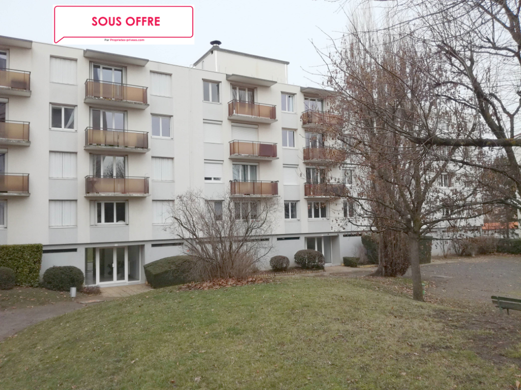 Appartement + Garage Montbrison 4 pièce(s) 66.1 m2
