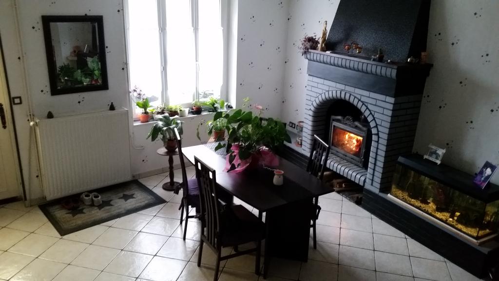 Maison centre Fismes 105 m2