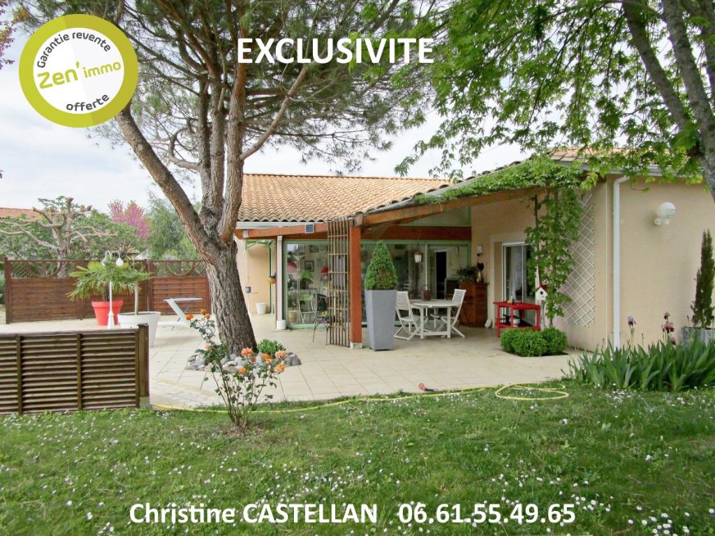 Maison Trois-Palis 6 pièce(s) 210 m2