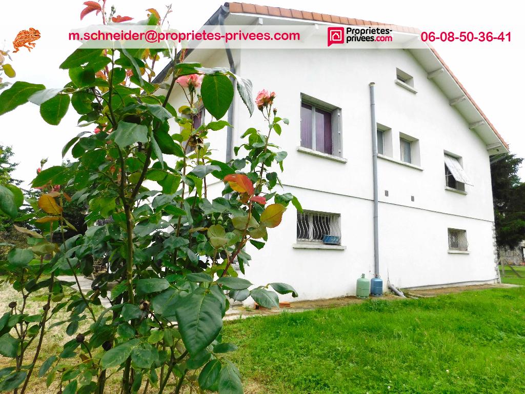 Vente Maison 110m²  Secteur Saint Gaudens (31800)
