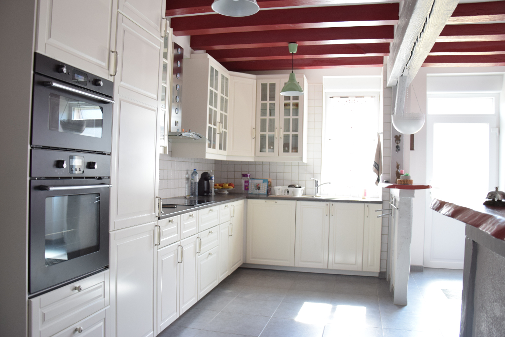 EXCLLUSIVITE Maison rénovée 4 pièce(s) 136 m2 + terrain 676 m2 possible en plus