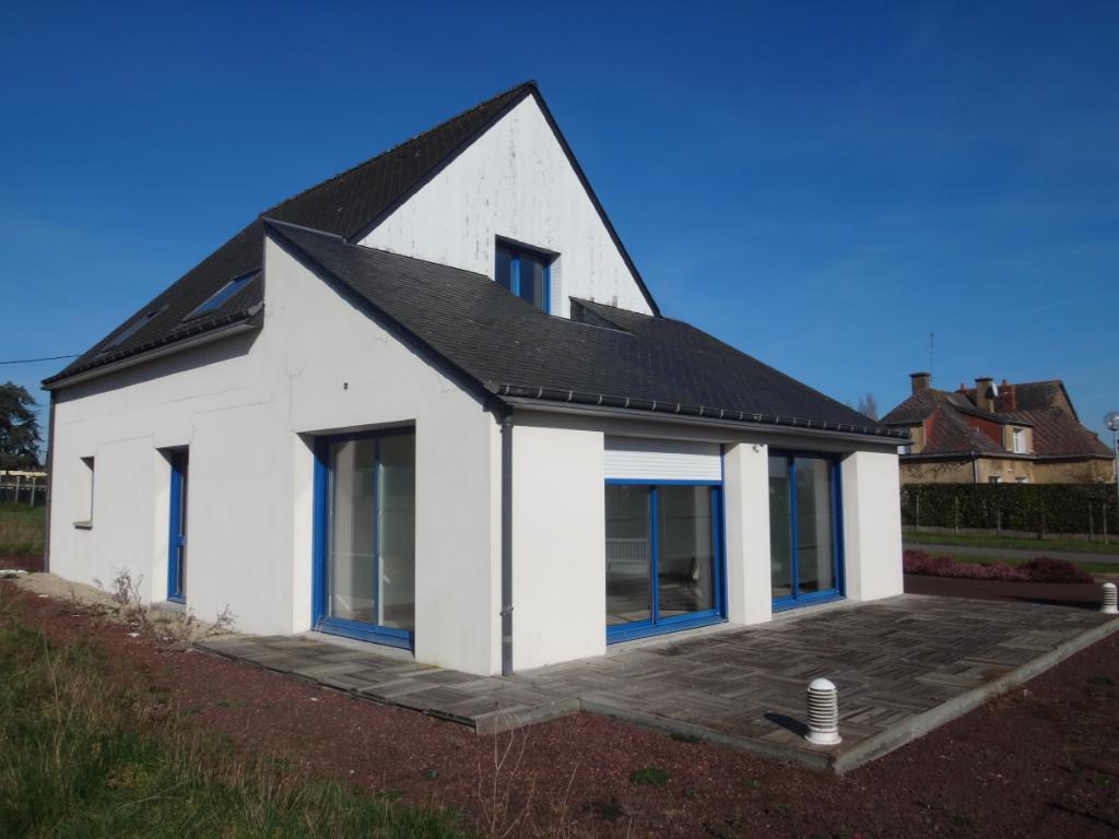 Maison contemporaine offrant de nombreuses possibilités d'aménagements
