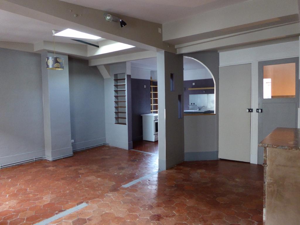 Appartement triplex Pontoise 4 pièce(s) 81 m2