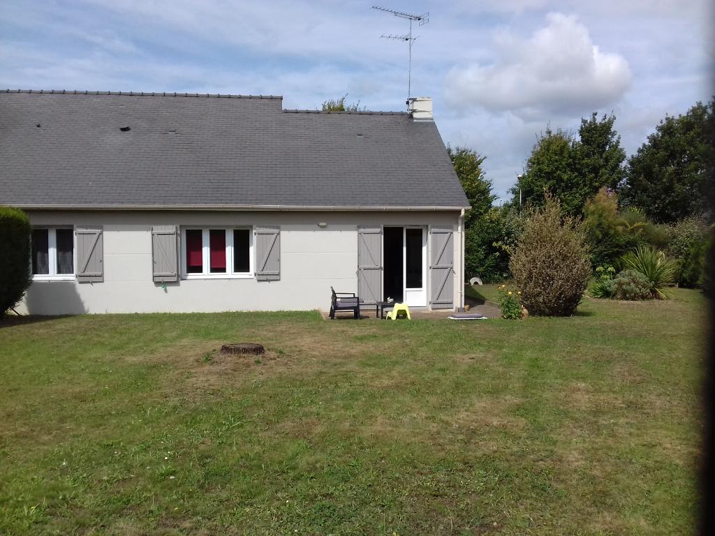 Maison de plain-pied - Saint-Nazaire Ouest 4 pièce(s) 80 m2