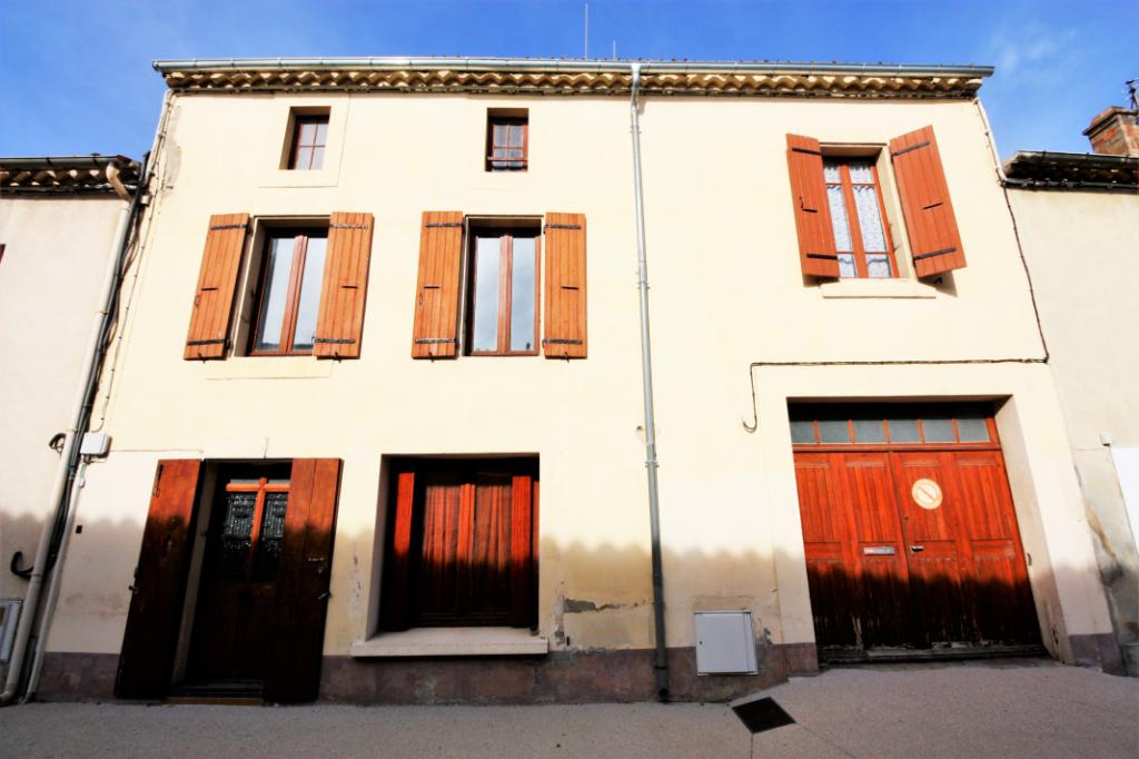 Maison de village secteur Carcassonne 6 pièce(s) 120 m2