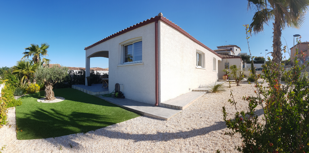 SPLENDIDE VILLA 132M²DE 2011/GARAGE/VUE IMPRENABLE