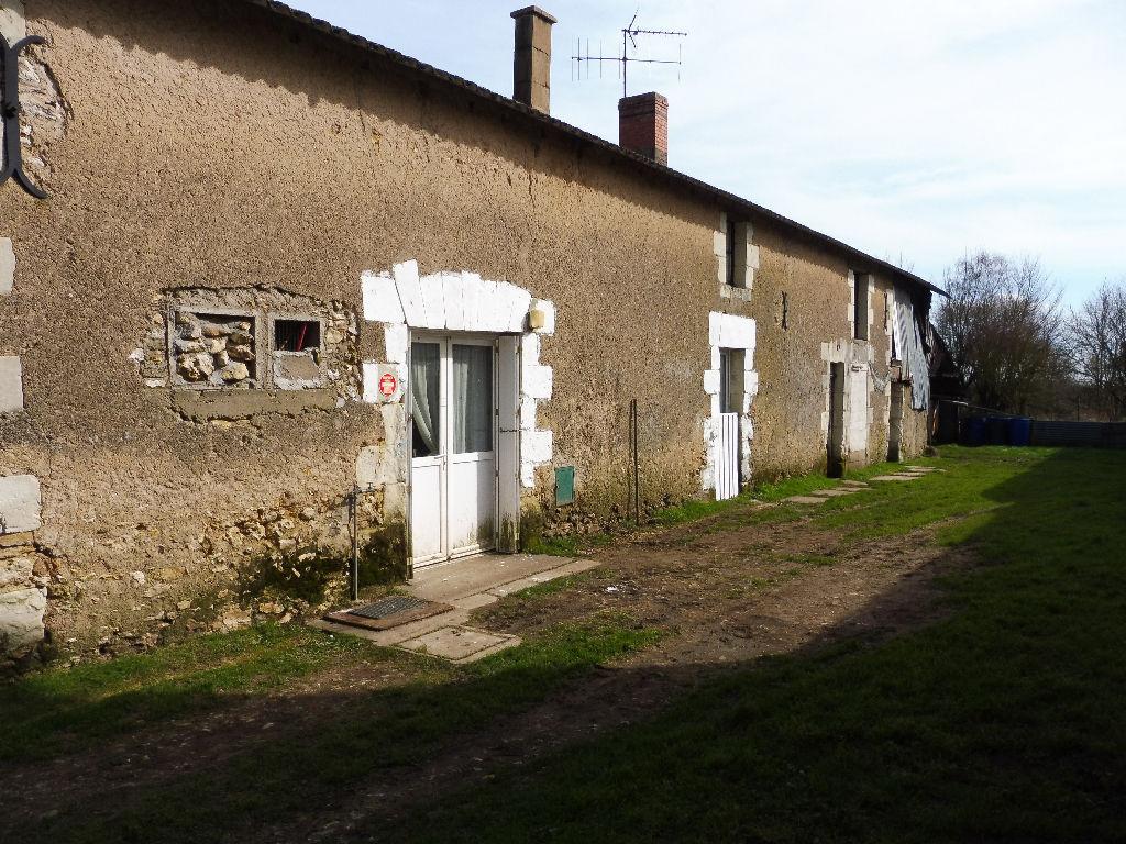 Maison à rénover (Longère)