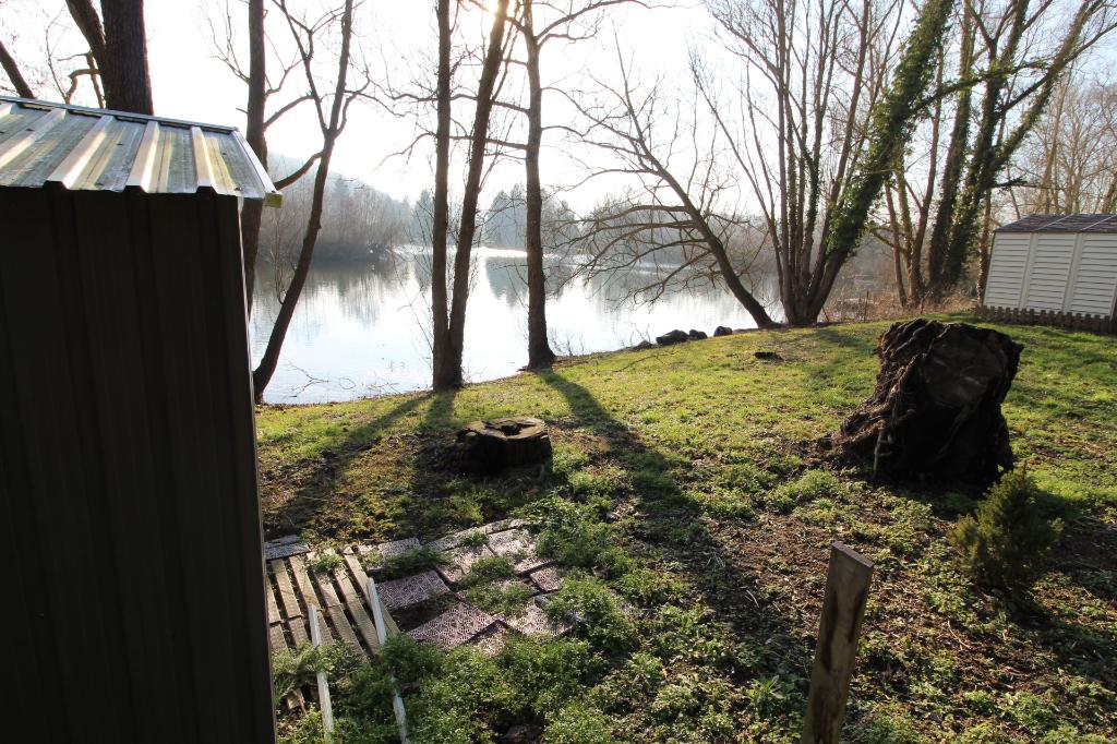 Parcelle d'étang - 02200 Pernant