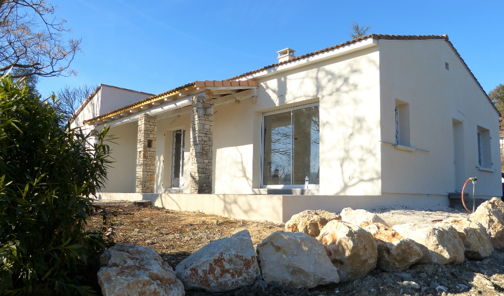 Villa Boisset Et Gaujac 5 pièce(s) 114 m2