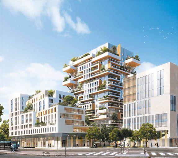 Appartement  3 pièce(s) 71.42 m2 - Bordeaux (33000)