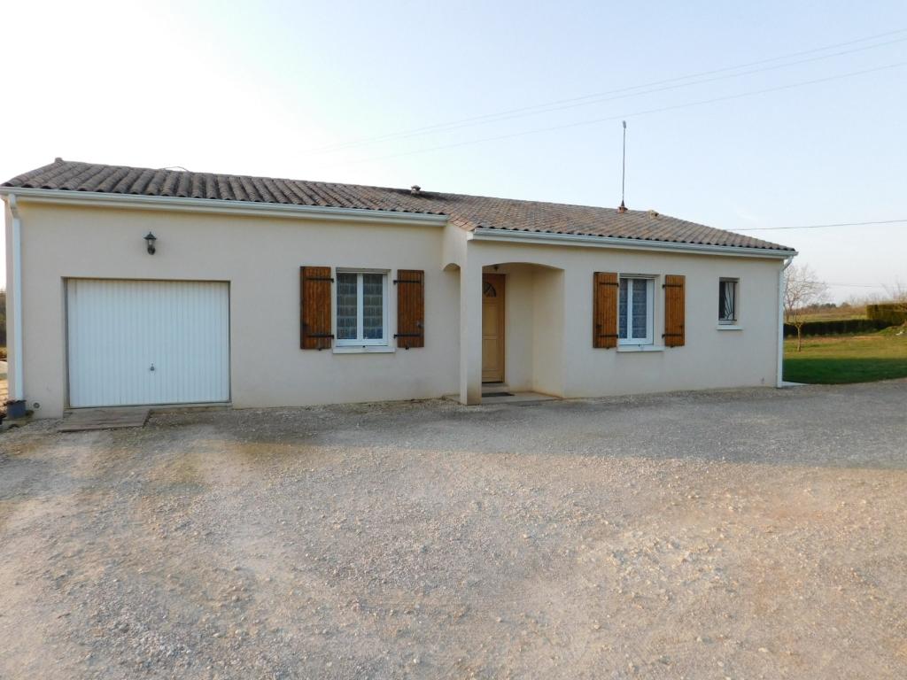 Maison Souffrignac 3 pièce(s) 75 m2