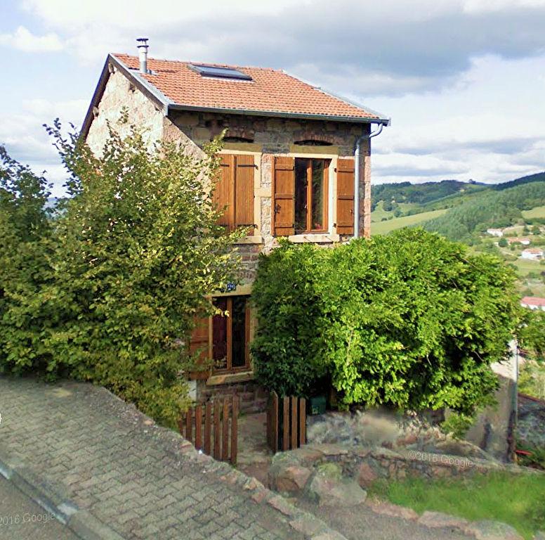 Maison Thizy Les Bourgs 5 pièce(s) 90 m2 129 000