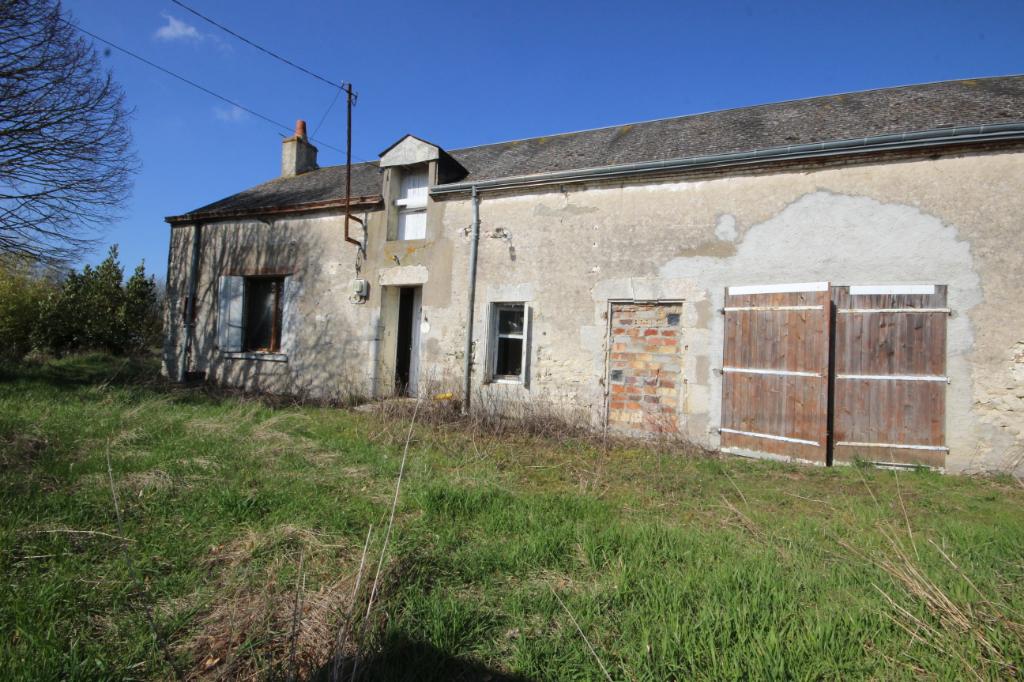 Maison Sougy  4 pieces et Grange sur 1733m2 de terrain