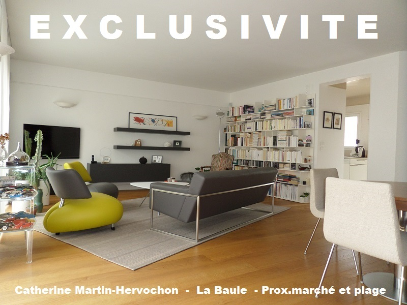 APPARTEMENT 3 CHAMBRES PROCHE PLAGE