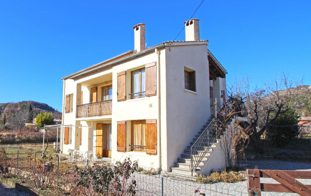 Maison familiale 131m2 4 chambres DIgne les Bains (04000)