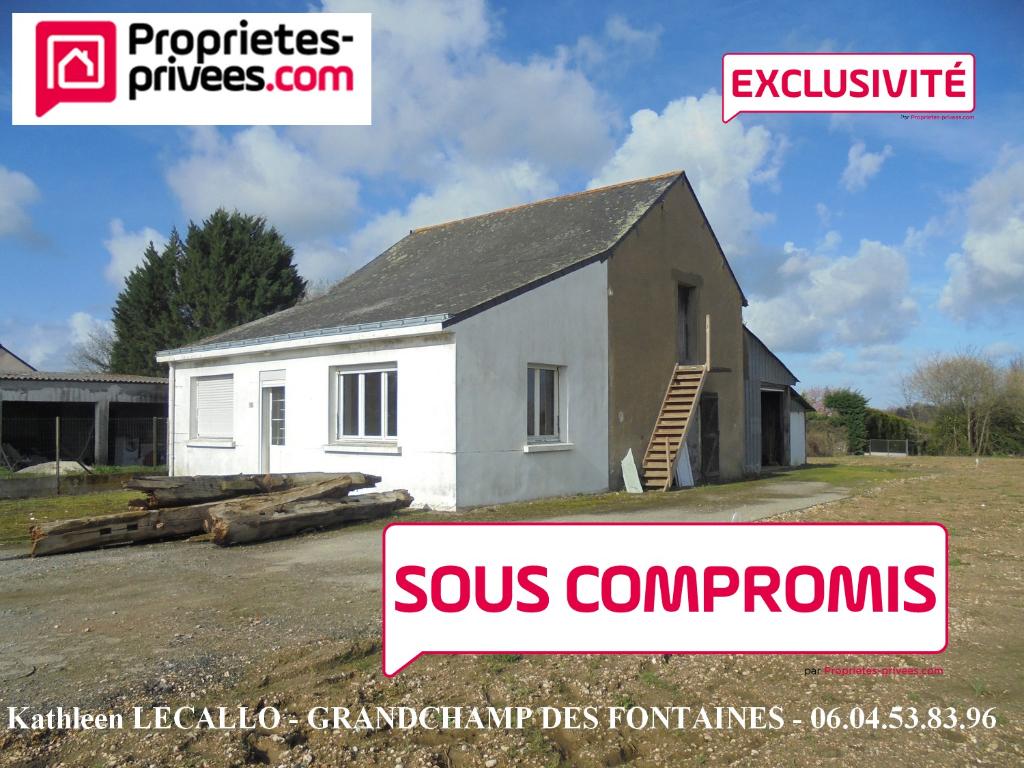 Maison Grandchamps Des Fontaines 5 pièce(s) 128 m2