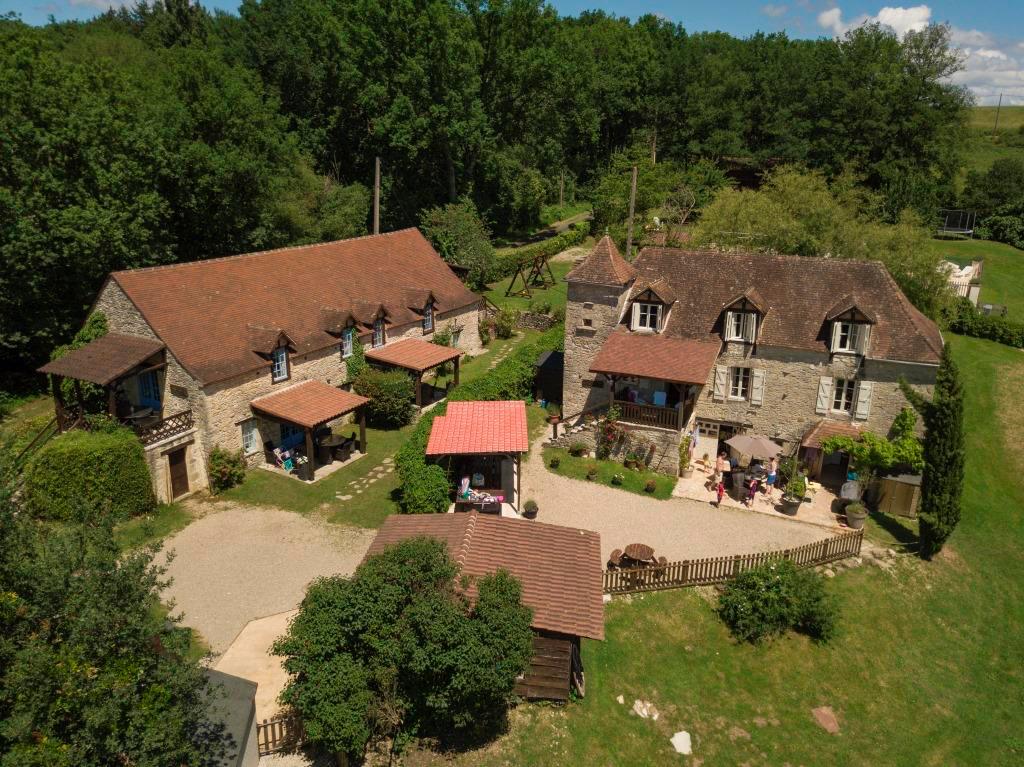 Domaine d'hébergement de Tourisme Cahors